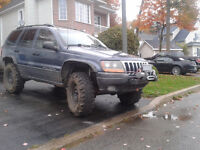 2001 Jeep Grand Cherokee Camionnette