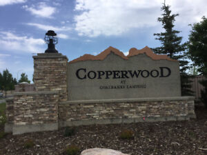 3 bed, 2.5 bath Copperwood home with double garage ...