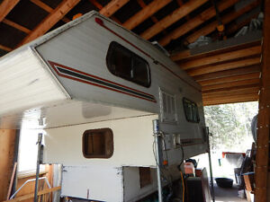 SOLD   8 ft. Trav - L - Mate Camper