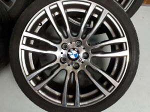 BMW STAGGERED  RIMS