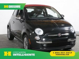 2013 Fiat 500 CONVERTIBLE POP AUTOMATIQUE