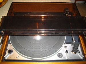 DUAL 1229 HI-FI AUTOMATIC TURNTABLE / USER'S MANUAL / EXCELLENT