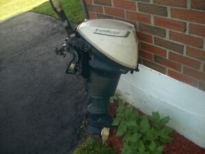 EVINRUDE 9.5  =2 CYLINDRE