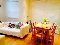 Lovely double room in all girls flat share Clapham