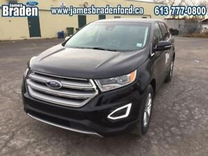 2018 Ford Edge SEL AWD  - Leather Seats -  Heated Seats