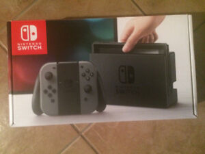 Nintendo Switch, games, controllers, cases, amiibos, etc