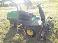 John Deere 2500 Reel mower