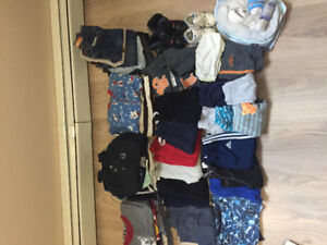 Baby clothing 9&18 months 75+items