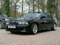 2000 BMW 5 Series 528I M SPORT E39 FUK BMW SERVICE HISTORY Auto Saloon Petrol Au