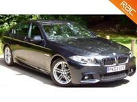 2013 63 BMW 5 SERIES 2.0 520D M SPORT 4DR DIESEL! P/X / SWAP WELCOME!