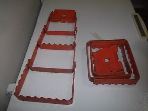 Steel Traction Aids