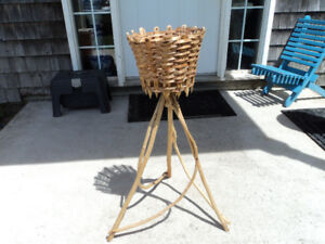 Nice Wooden Plant Stand