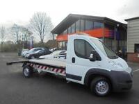 2012 FIAT DUCATO 35 MAXI MULTIJET L 150 BHP LWB CAR TRANSPORTER RECOVERY TRUCK