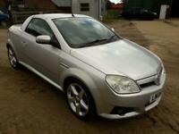 2008 Vauxhall Tigra 1.4i 16v Exclusiv 12 MONTHS MOT/3MTHS PARTS&LABOUR WARRANTY