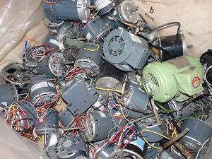 lots de moteurs électric $20.00