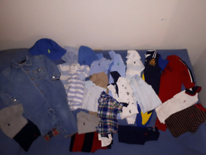Baby Boy Ralph Lauren Clothing Lot Size 9mts