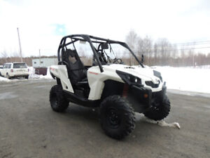 Can Am Commander 800 2018 9995$