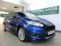 Ford Fiesta 1.0T ECOBOOST S/S ZETEC S 125PS [0 ROAD TAX, SERVICE HISTORY and LOW