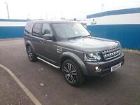 """LAND ROVER DISCOVERY 4 3.0SDV6 HSE 5 DOOR 2014 """"14"""" REG 84,000 MILES F.S.H."""