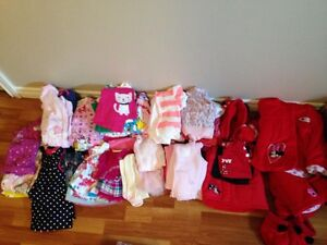 Assorted baby Girl clothing size 6 to 9 month
