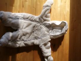 Newborn/Tiny Baby Mothercare winter suit