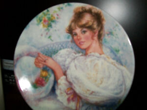 1986 wedgewood plate[the ring]