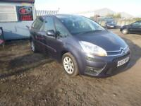 2007 Citroen C4 Picasso 1.6 Hdi (110hp) EGS VTR+ Auto Diesel