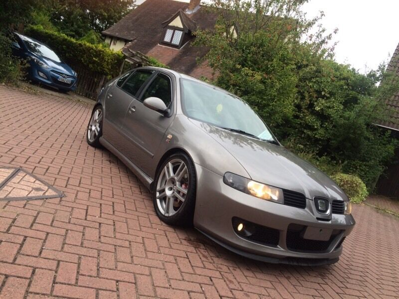 2005 seat leon cupra r bam 225 in bradwell common buckinghamshire gumtree. Black Bedroom Furniture Sets. Home Design Ideas