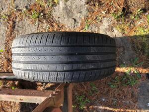 4 all season tires 225/50R17
