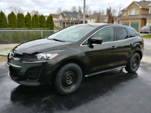 2011 Mazda CX-7 with Luxury Package