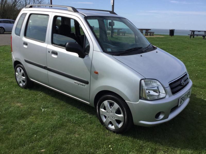 Suzuki Wagon R 1.2 ( 79bhp ) ( R+ ) GL (R+)