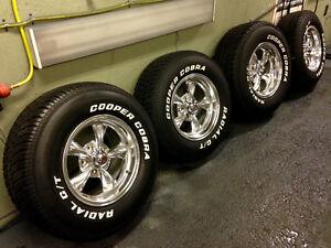 *****Torq Thurst 15x8 Wheels******