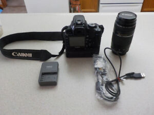 Canon Rebel XTi Camera Package