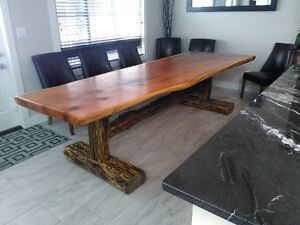 Timber Mill Tables