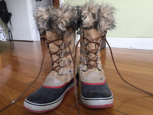Barely Worn Sorel Boots