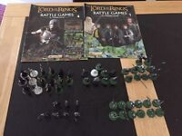 Lord of the Rings Games Workshop Minatures. (War hammer)