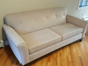 Cloth Couch from Manorhouse - New Condition