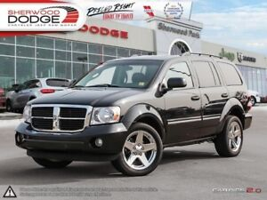 2009 Dodge Durango SLT  HEATED SEATS | SUNROOF | DVD
