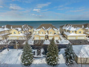 WATERFRONT CONDO BUNGALOW LIVING 2 BEDS + 3 BATH! GREAT VIEWS..
