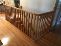 Home renovation Staircase and Railing