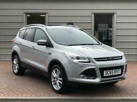 image for 2016 Ford Kuga 1.5 EcoBoost 182 Titanium X 5dr Auto HATCHBACK Petrol Automatic