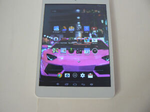 """Android 8"""" Tablet Quad Core 16gb New (open box) mint condition"""