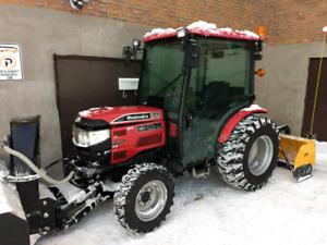 Tracteur Mahindra 3616