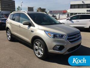 2017 Ford Escape Titanium  1.9%/72 mo Financing Available