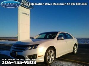 2012 Ford Fusion Sport  V6, AWD, Celebration Certified!