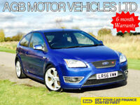 * FORD FOCUS 2.5 ST-2 225 SIV ST 225BHP FOCUS ST - CAMBELT JUST CHANGED & FSH *