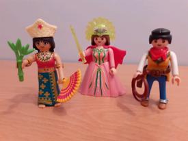 Playmobil figures