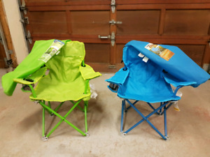 Junior camping chairs