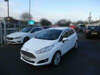 2015 FORD FIESTA TITANIUM X (125HP)ONLY 13K MILEAGE HPI CLEAR TOP CAR 1 FORMER