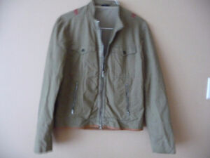 2  JACKETS MADE IN ITALY-SIZE M